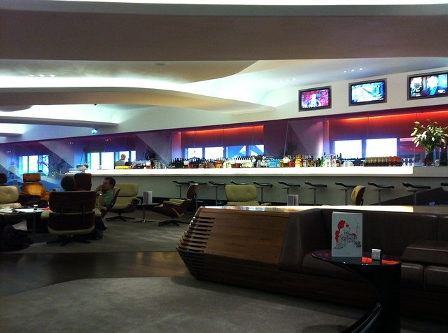 Ba Lounge Terminal 3 >> Virgin Atlantic Upper Class Seats and Cabin. Luxury Airline Experience