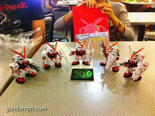 Free SD Astray Red Frame at TK Gundam Detailing Contest Caravan (29)