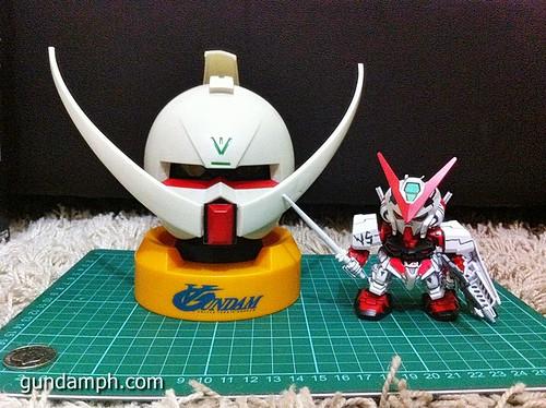 Turn A Gundam Head Display Coin Bank (1)