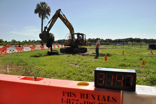 Heavy Equipment Challenge Course, People At Play, Bradenton , Fla.