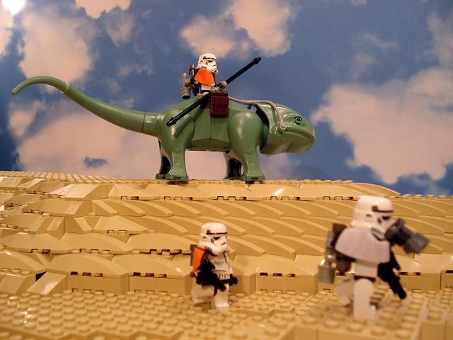 Sandtrooper patrol