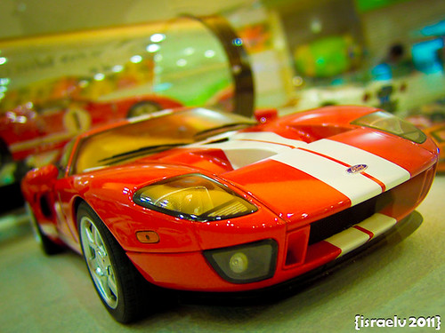 Ford GT by israelv
