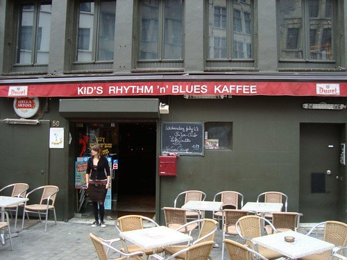 Kids Rhythm 'n' Blues Kaffee