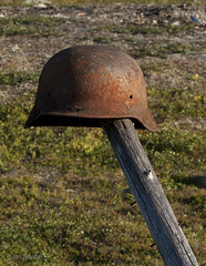 German helmet 2
