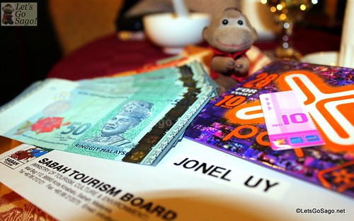 Sago + Malaysian SIM + RM1000