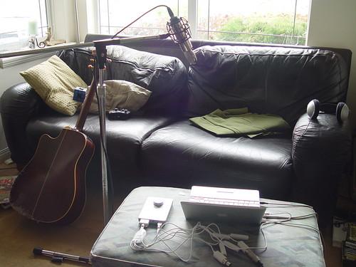 Recording....