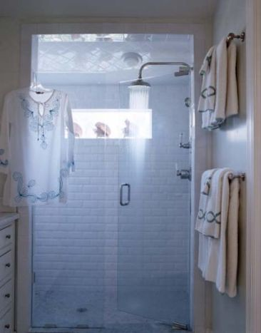 phoebe howard shower