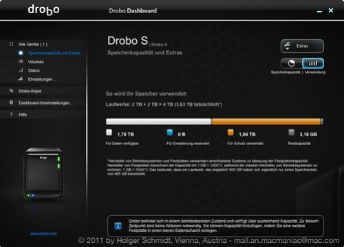 Drobo Dashboard 07