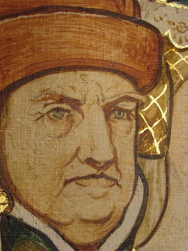 Face detail of Boyd
