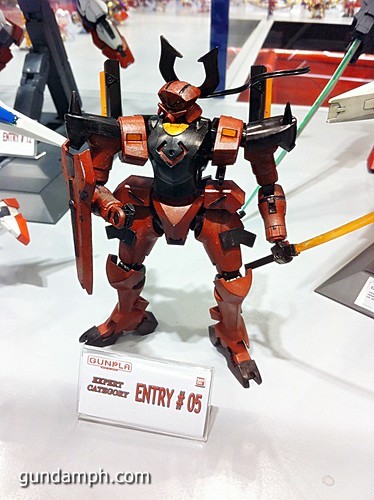 Additional Entries for Toy Kingdom SM Megamall Gundam Modelling Contest Exhibit Bankee July 2011 (12)