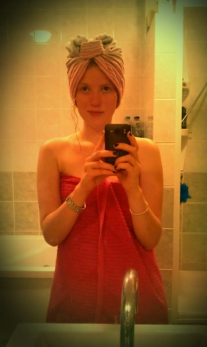 Towel Turban