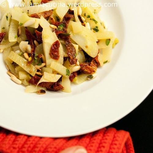 Fenchel mit Pinienkernen und Tomaten 0_2011 07 25_5205ed