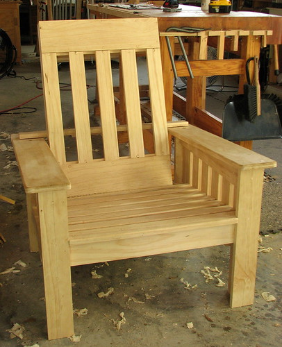 Brilliant Outdoor Morris Chair 5 Final Pieces Little Good Pieces Alphanode Cool Chair Designs And Ideas Alphanodeonline