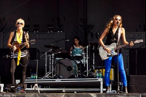 Court Yard Hounds @ Bluesfest 2011