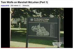 Marshall McLuhan - pix 02
