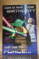 Hallmark LEGO Star Wars Invitations