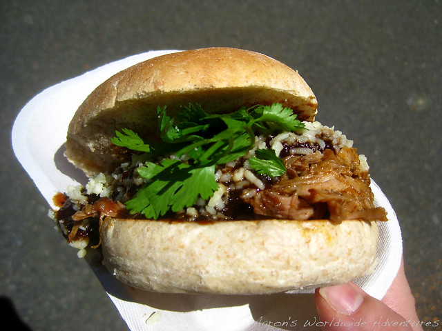 Minimus Pork Sandwich
