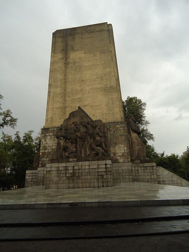 Monumento a Alvaro Obregon México DF
