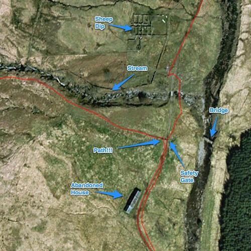 Beinn Bhuidhe Route Guidance
