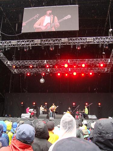 Fuji Rock Festival 2011 Shugo Tokumaru