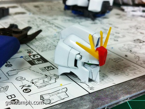 Building MG Zeta 2.0 HD Color Version (part 1) (24)