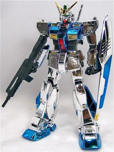 Event 2000  RX-78 NT-1 Alex # {Coating - Metallic + Clear} (1)