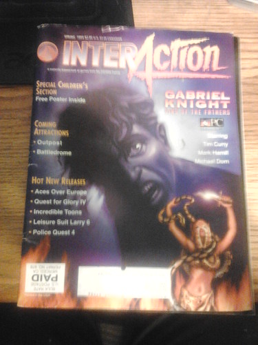 Interaction Spring 1994 cover