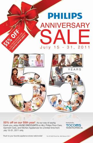Philips Sale