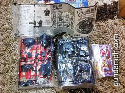 SD Psycho Gundam 1996 version (6)