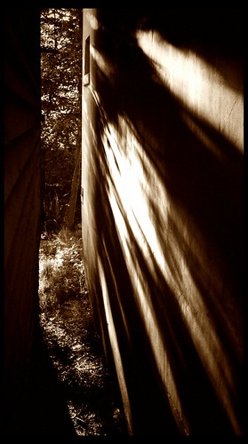 20110714 Narrow Passage by opusinfinity