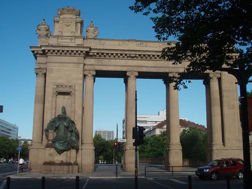 The Charlottenburg Gate