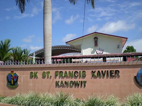 New St Francis Xavier's