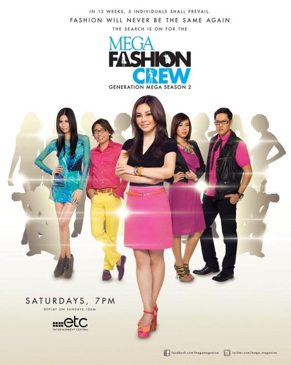 Mega Fashion Crew Second Season poster