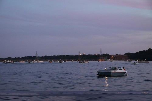 Wisconsin River Fireworks 7-2-11 071