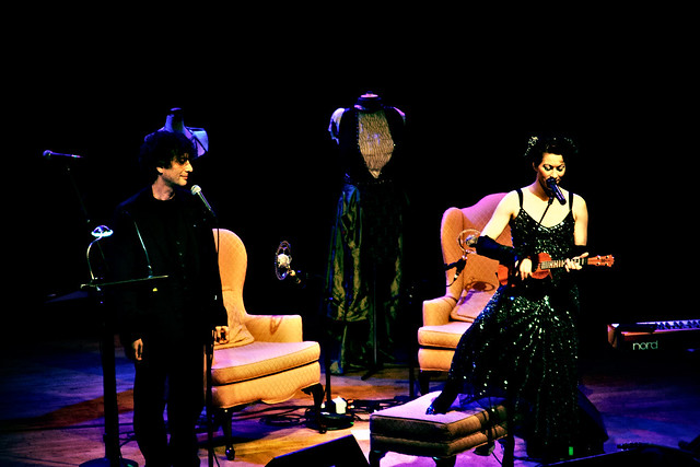 Neil Gaiman & Amanda Palmer