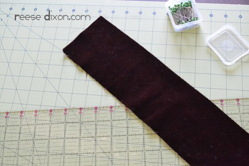 Table Runner Tutorial Step 2