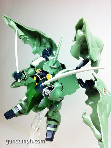SD Kshatriya Review NZ-666 Unicorn Gundam (43)