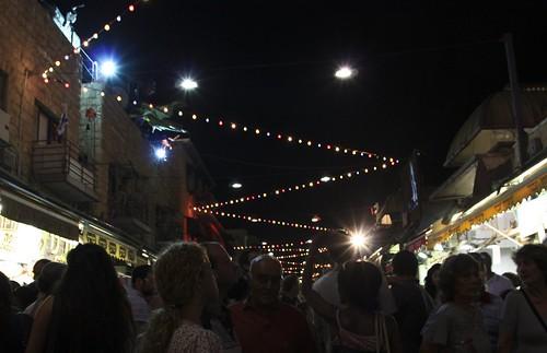 Mahane Yehuda Street