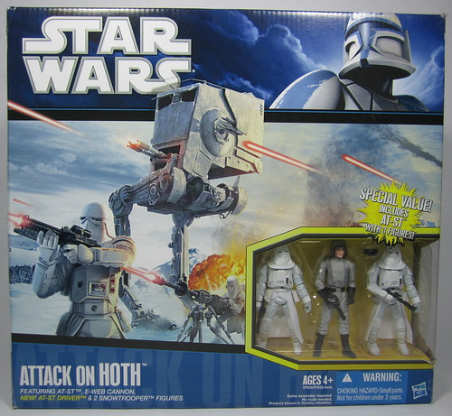 AT-ST | Star Wars Hasbro Attack on Hoth
