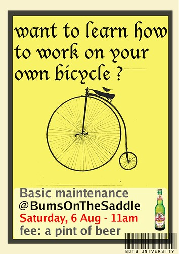 Final Workshop - Bike Basics
