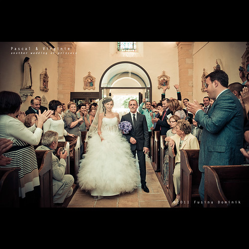 Pascal et Virginie | another wedding of princess