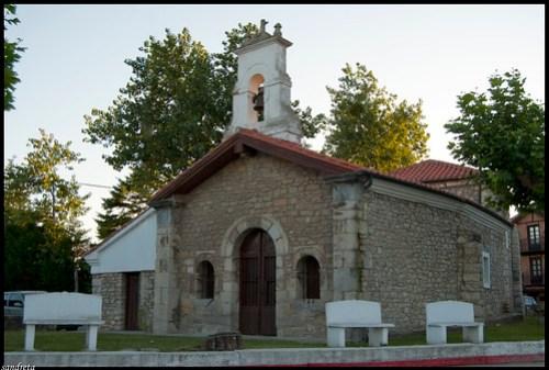 Iglesia de Cortiguera