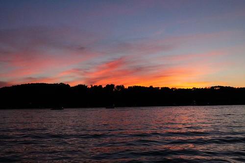 Wisconsin River Fireworks 7-2-11 067