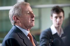 The Hon. Simon Crean MP at Monash University G...