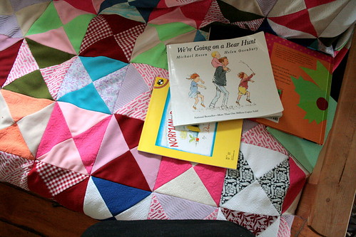 living with a nearly-two-year-old named Reed