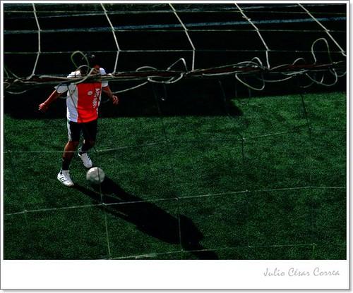 Jugadores (1) by Julio César Correa
