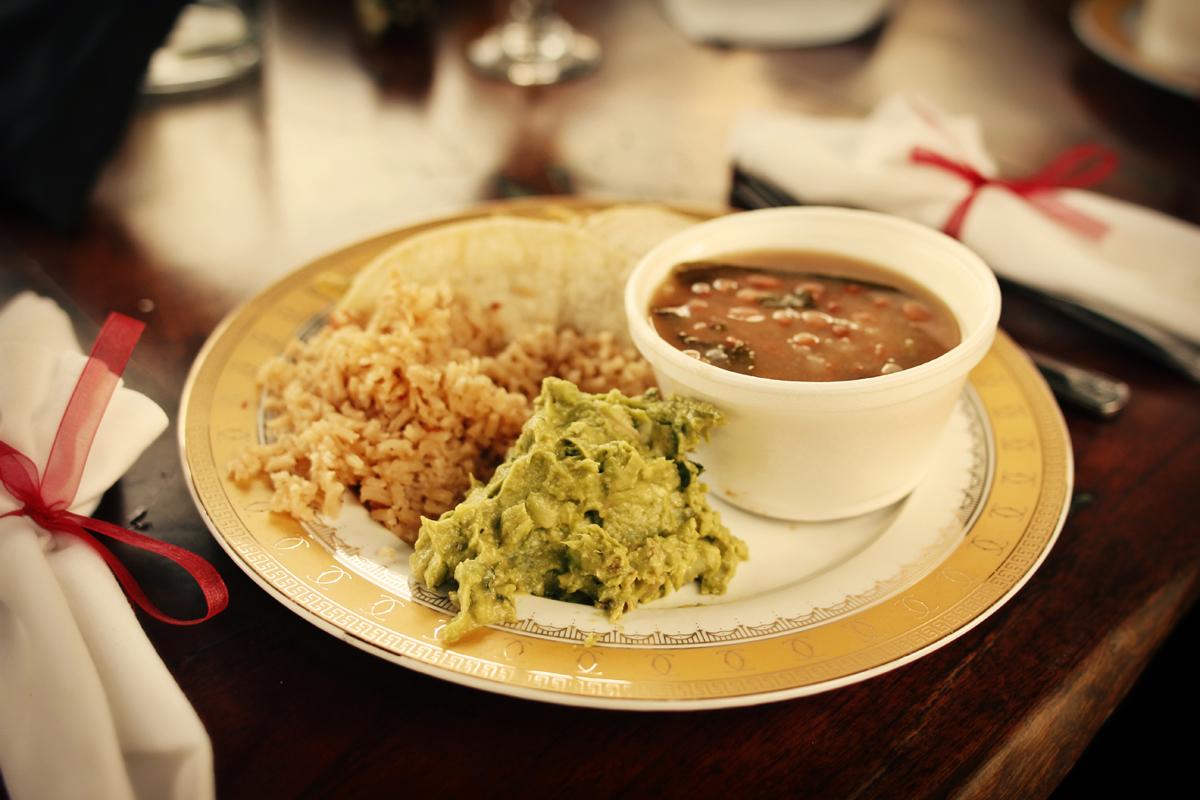 Vegan Mexican Dinner