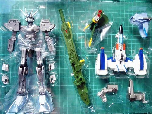 Metal Grade 1100 Strike Launcher & Sword (2)