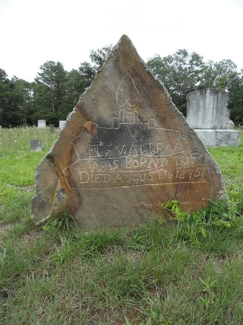 Black Oak Cemetery, Dekalb County AL
