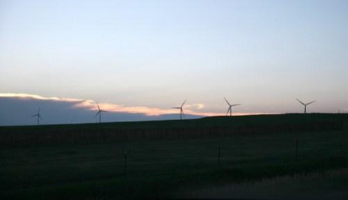 Limons new windfarm